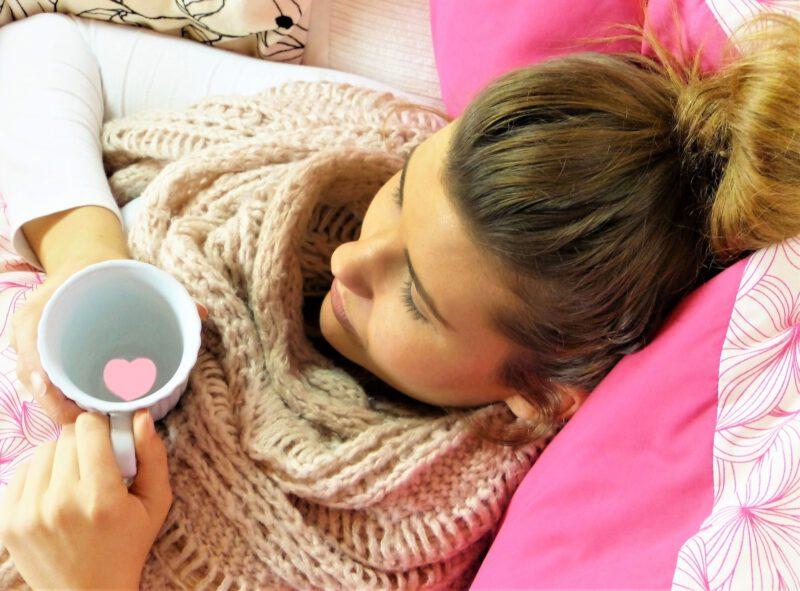 Domowy sposób na przeziębienie